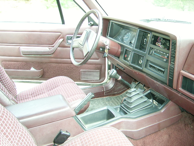Jeep Cherokee 2.1 1988 photo - 4
