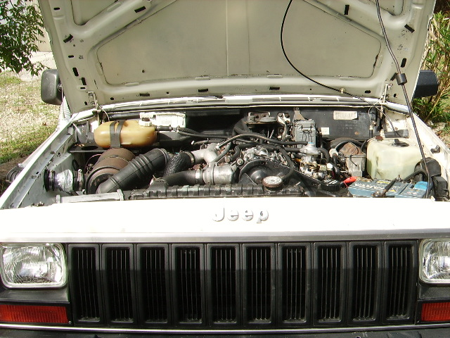 Jeep Cherokee 2.1 1988 photo - 6