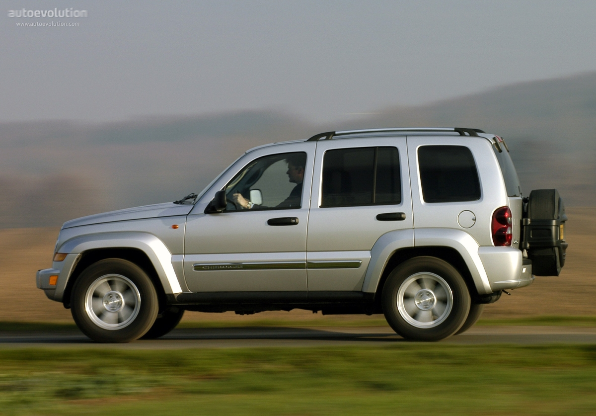 Jeep Cherokee 2.4 2007 photo - 4