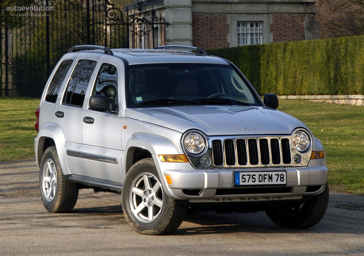 Jeep Cherokee 2.4 2007 photo - 5
