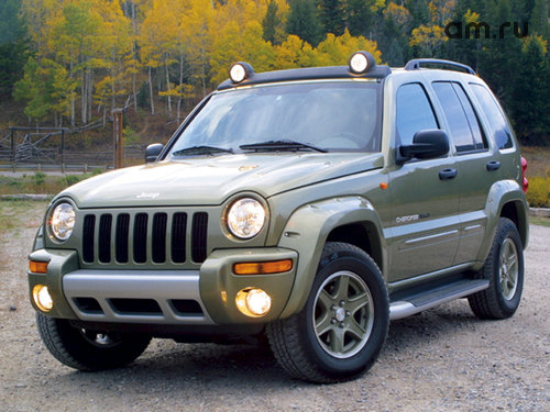 Jeep Cherokee 2.4 2007 photo - 7