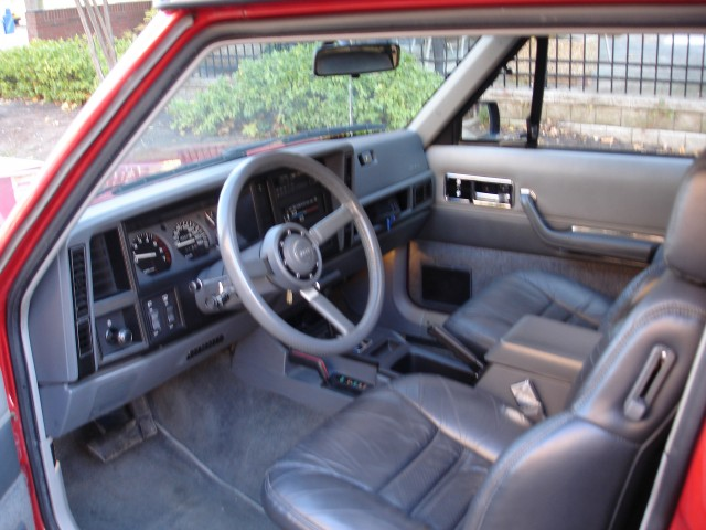 Jeep Cherokee 2.5 1989 photo - 10