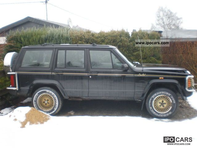 Jeep Cherokee 2.5 1989 photo - 11