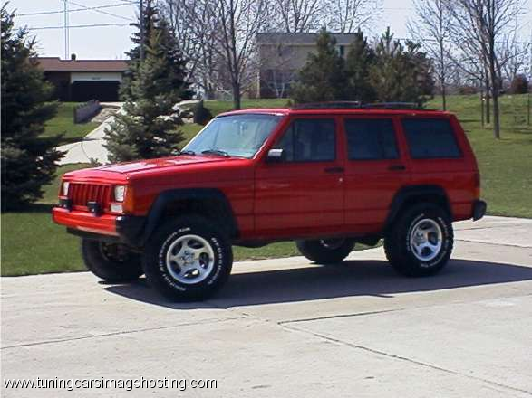 Jeep Cherokee 2.5 1989 photo - 12