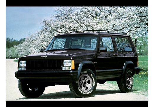 Jeep Cherokee 2.5 1989 photo - 4