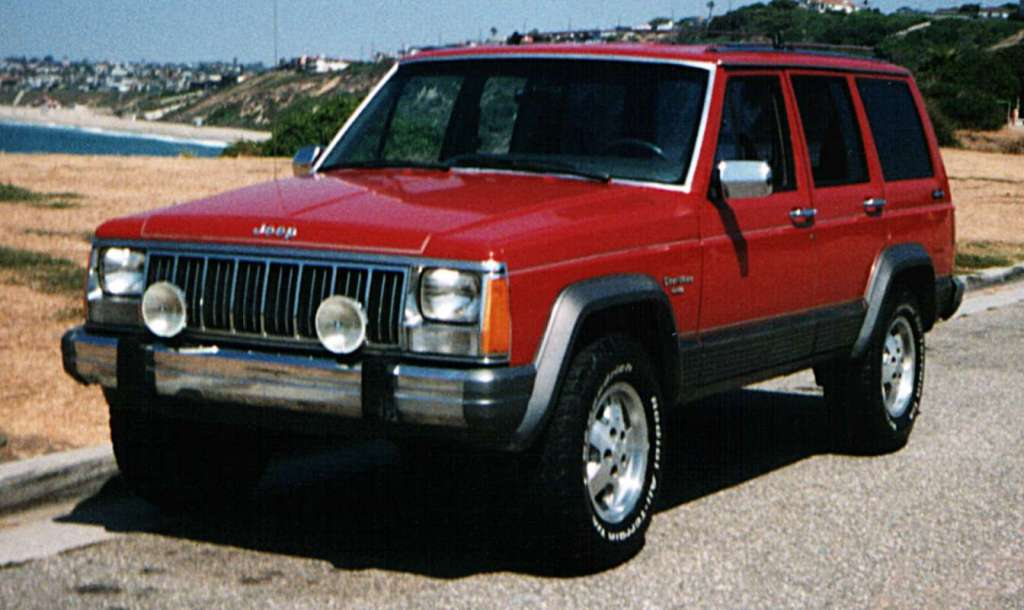 Jeep Cherokee 2.5 1989 photo - 7