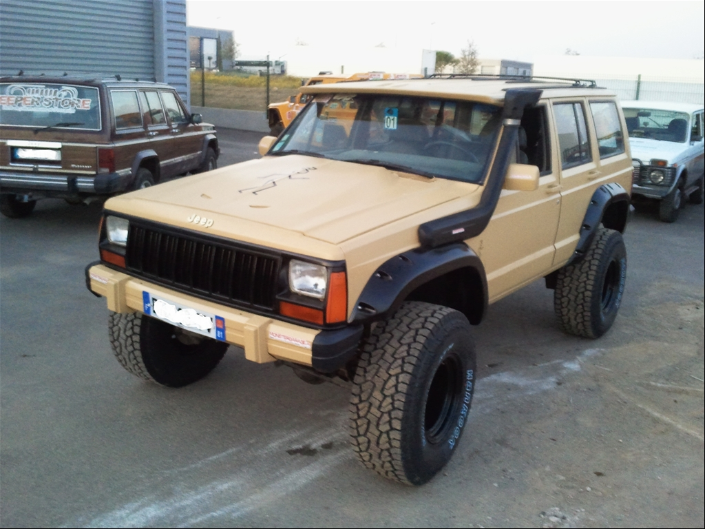 Jeep Cherokee 2.5 1989 photo - 8
