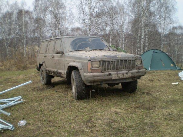 Jeep Cherokee 2.5 1989 photo - 9