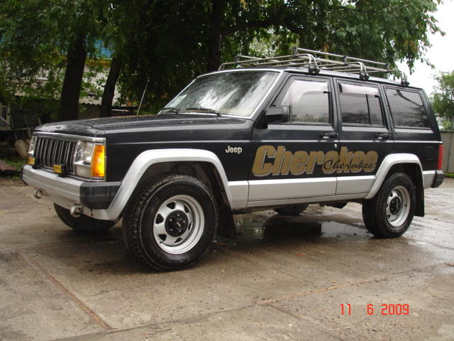 Jeep Cherokee 2.5 1992 photo - 1