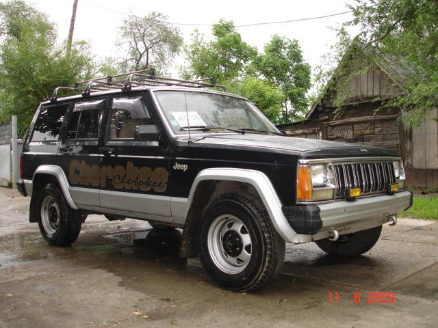 Jeep Cherokee 2.5 1992 photo - 2
