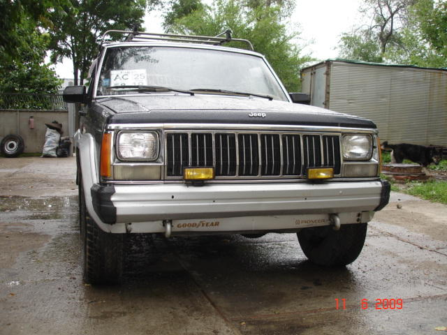 Jeep Cherokee 2.5 1992 photo - 4