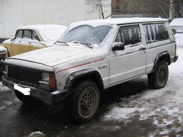Jeep Cherokee 2.5 1992 photo - 5