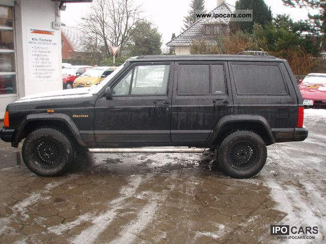 Jeep Cherokee 2.5 1992 photo - 9