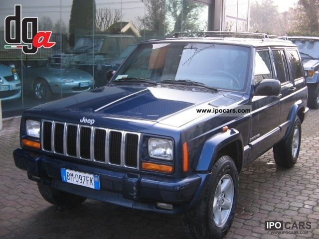 Jeep Cherokee 2.5 2000 photo - 1