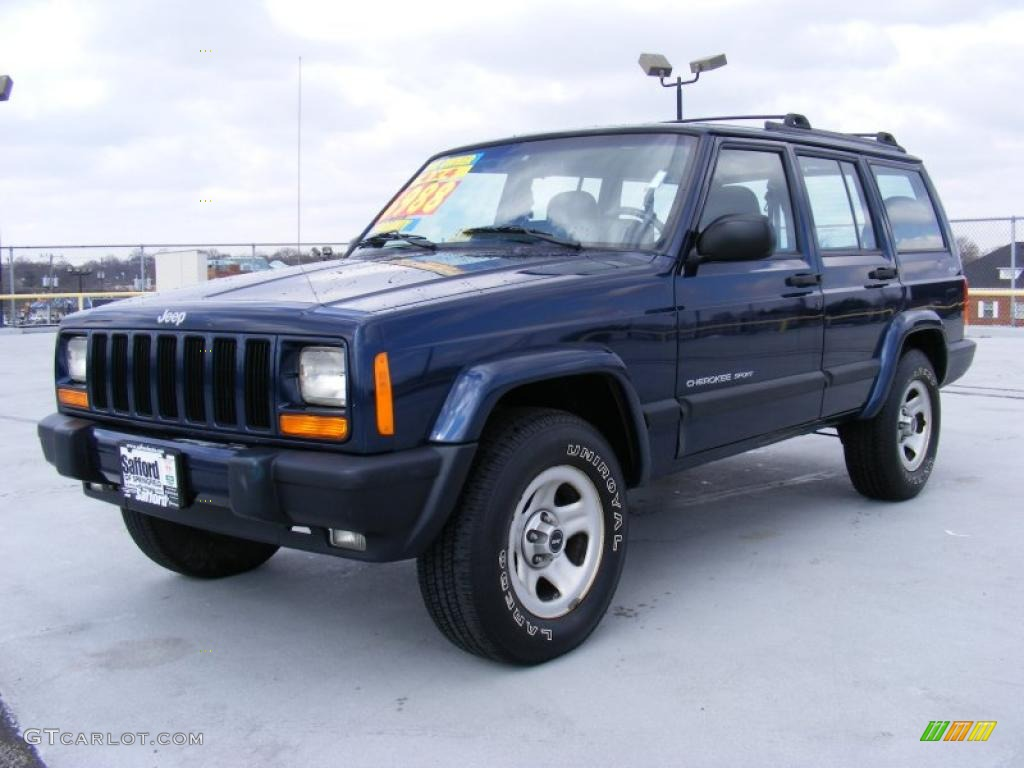 Jeep Cherokee 2.5 2000 photo - 2