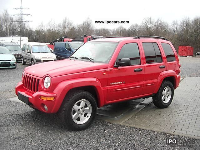 Jeep Cherokee 2.5 2003 photo - 10