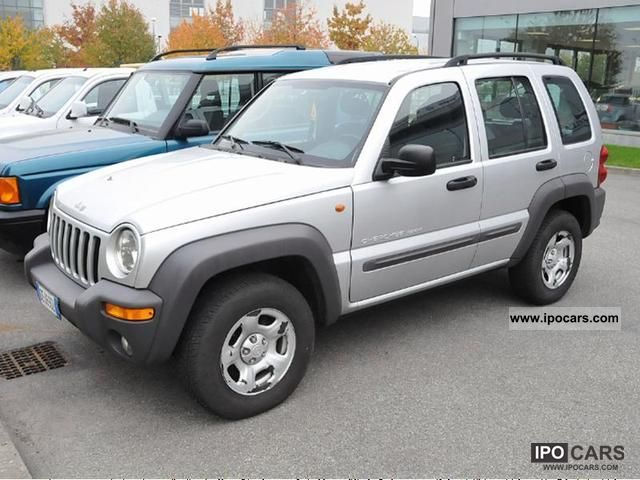 Jeep Cherokee 2.5 2003 photo - 7