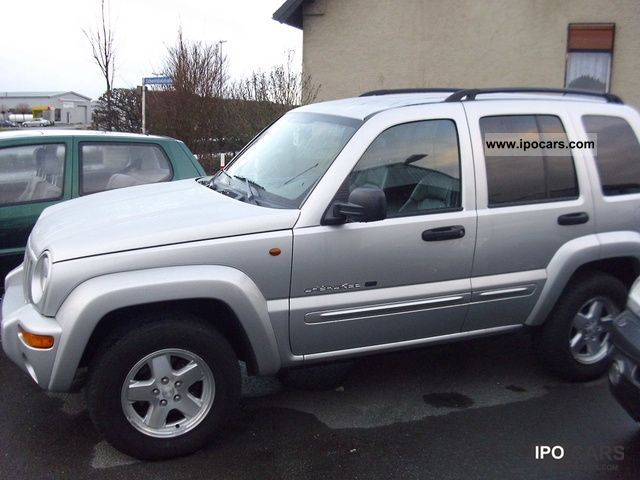 Jeep Cherokee 2.5 2003 photo - 9
