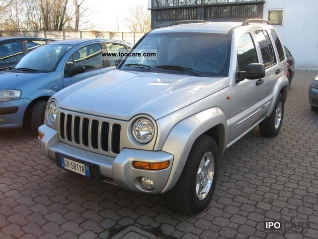 Jeep Cherokee 2.8 2004 photo - 10