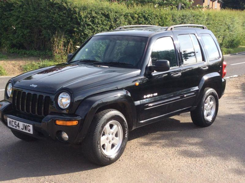 Jeep Cherokee 2.8 2004 photo - 5