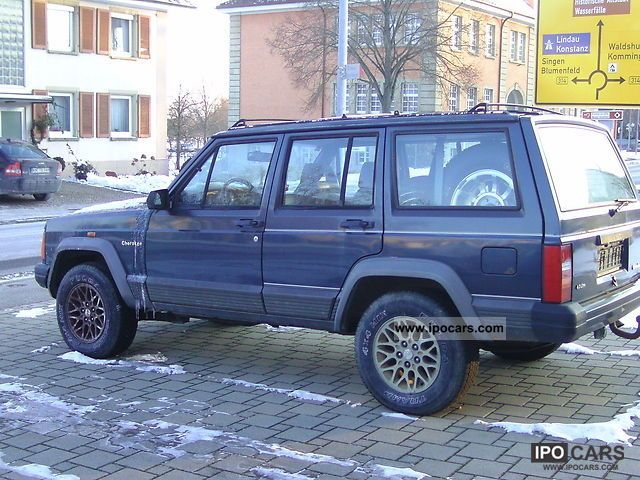 Jeep Cherokee 4.0 1988 photo - 1