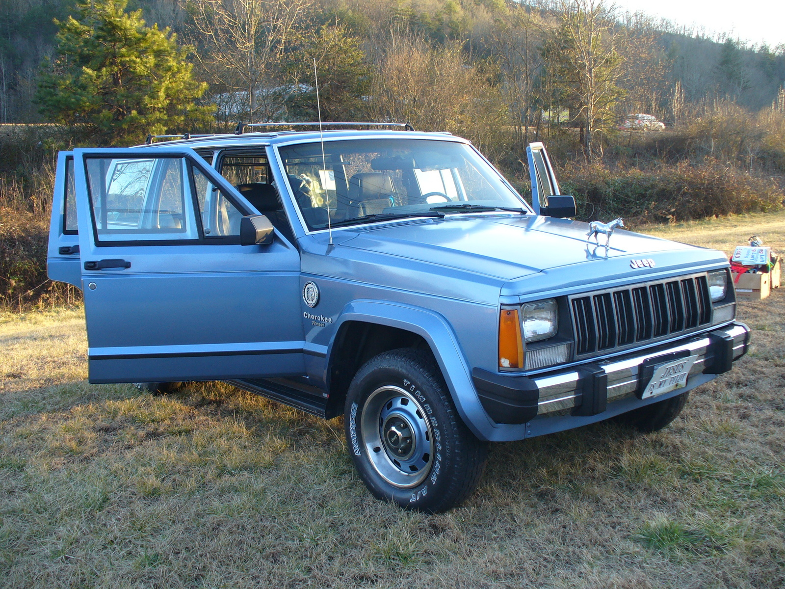 Jeep Cherokee 4.0 1988 photo - 10