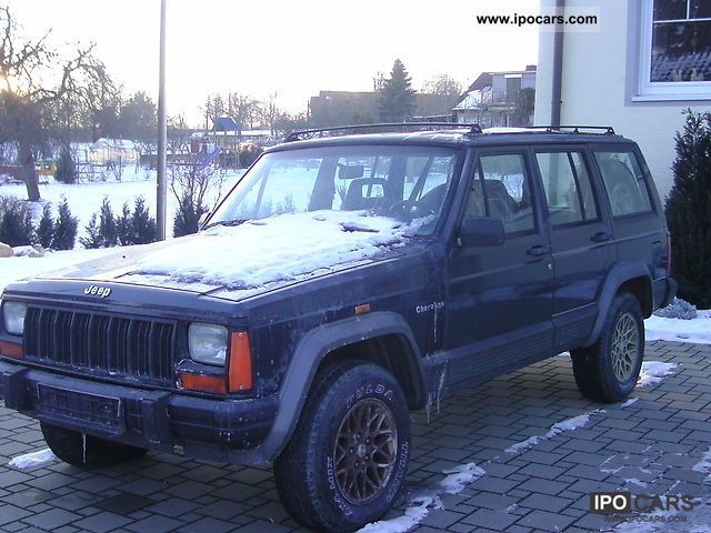 Jeep Cherokee 4.0 1988 photo - 2