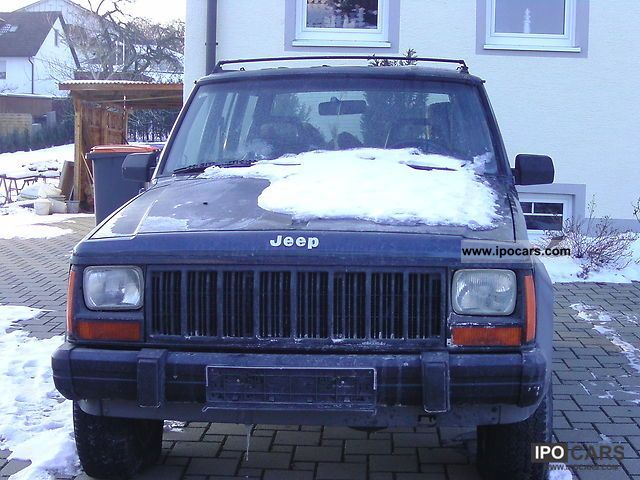 Jeep Cherokee 4.0 1988 photo - 3