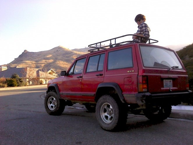 Jeep Cherokee 4.0 1990 photo - 2
