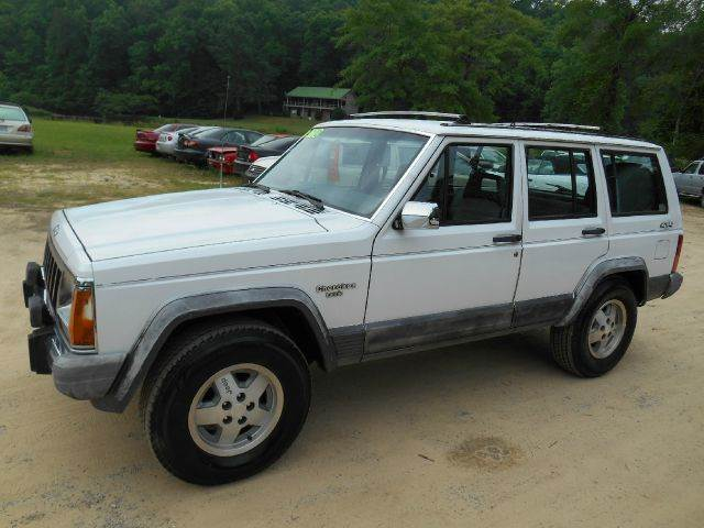 Jeep Cherokee 4.0 1990 photo - 4