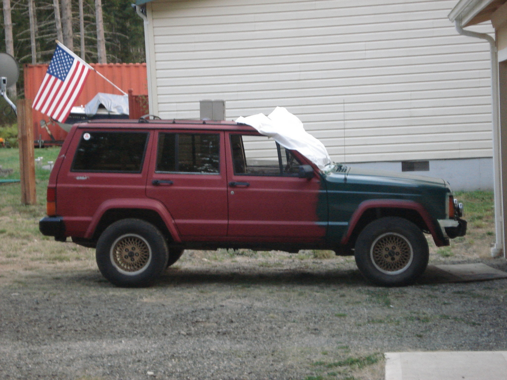Jeep Cherokee 4.0 1990 photo - 5