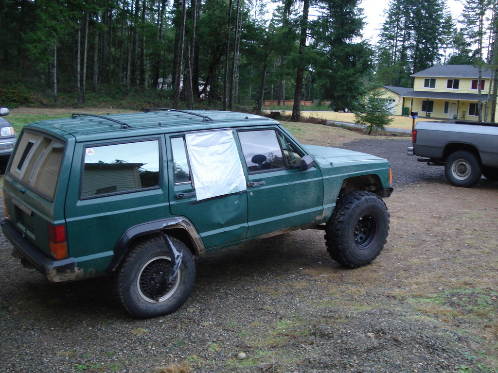 Jeep Cherokee 4.0 1990 photo - 6