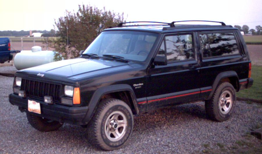 Jeep Cherokee 4.0 1996 photo - 10