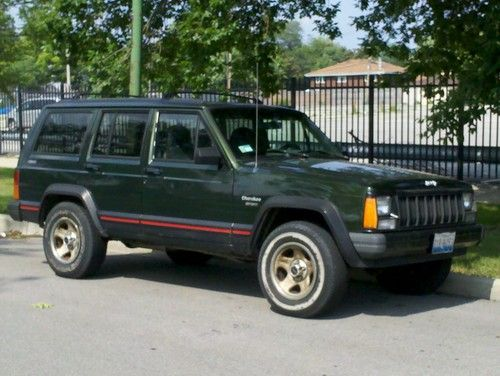Jeep Cherokee 4.0 1996 photo - 11