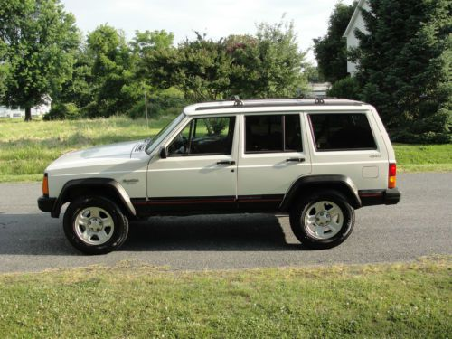 Jeep Cherokee 4.0 1996 photo - 12