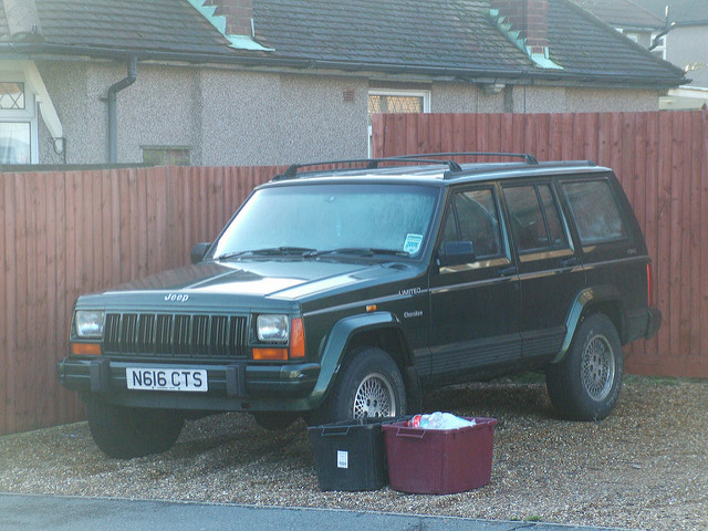 Jeep Cherokee 4.0 1996 photo - 5