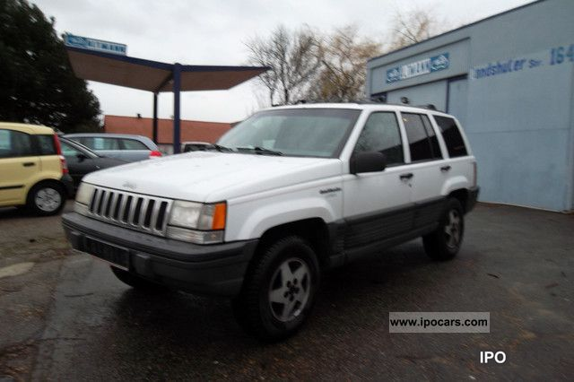 Jeep Cherokee 4.0 1996 photo - 7