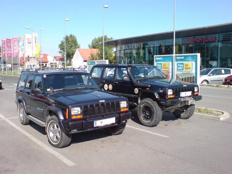 Jeep Grand Cherokee 2.5 1993 photo - 1
