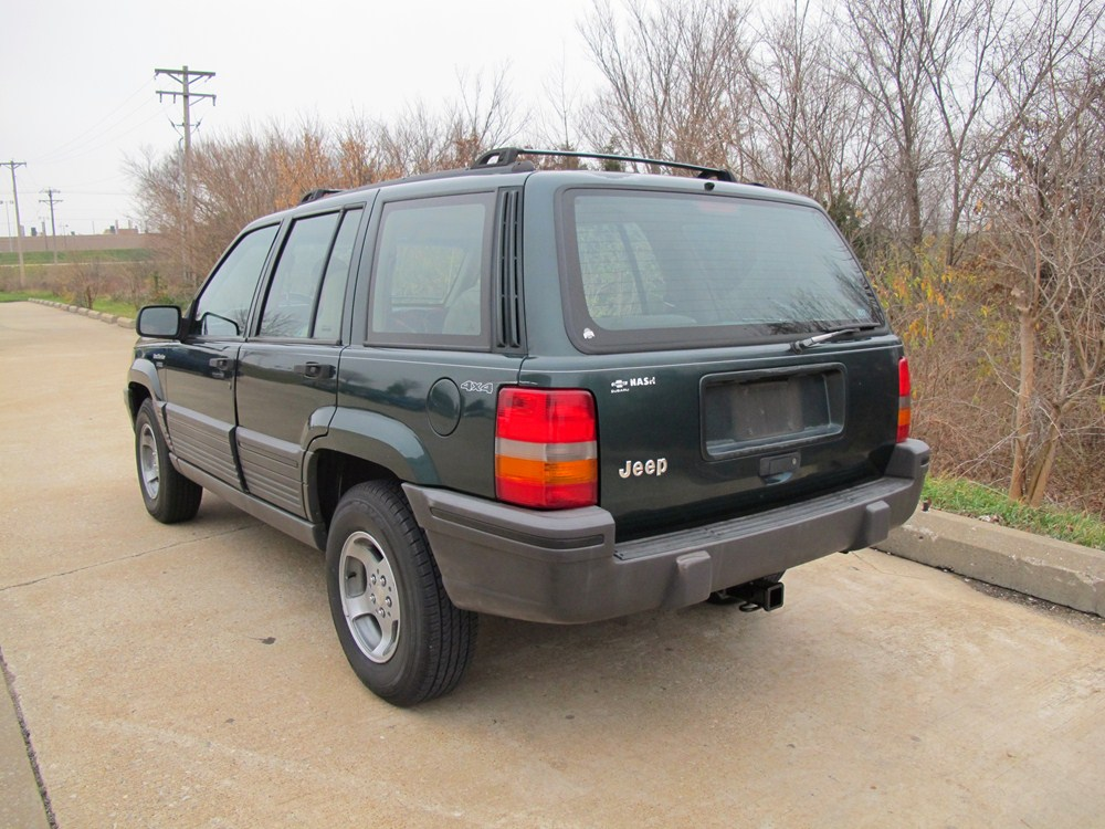 Jeep Grand Cherokee 2.5 1993 photo - 11