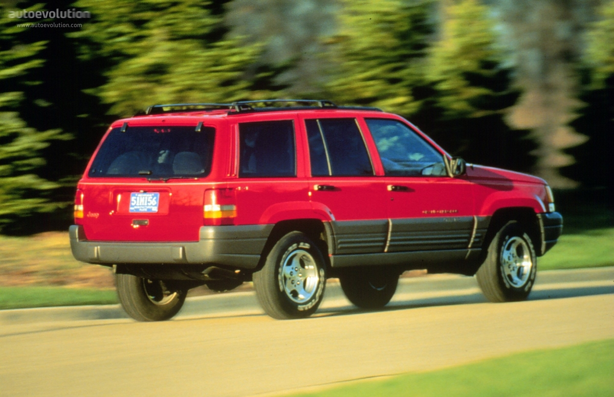 Jeep Grand Cherokee 2.5 1993 photo - 12