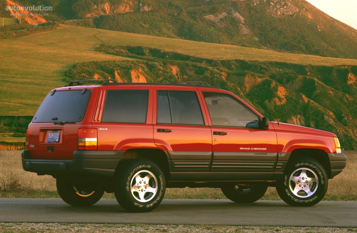 Jeep Grand Cherokee 2.5 1993 photo - 2