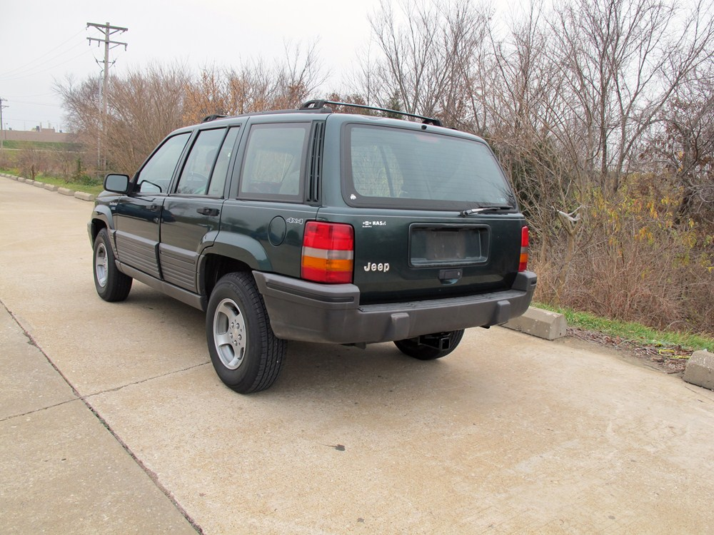 Jeep Grand Cherokee 2.5 1993 photo - 6