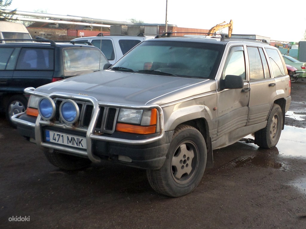 Jeep Grand Cherokee 2.5 1993 photo - 7