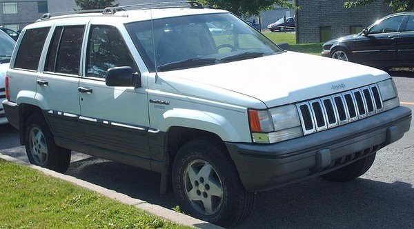 Jeep Grand Cherokee 2.5 1993 photo - 8