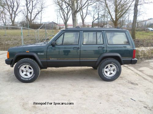 Jeep Grand Cherokee 2.5 1993 photo - 9