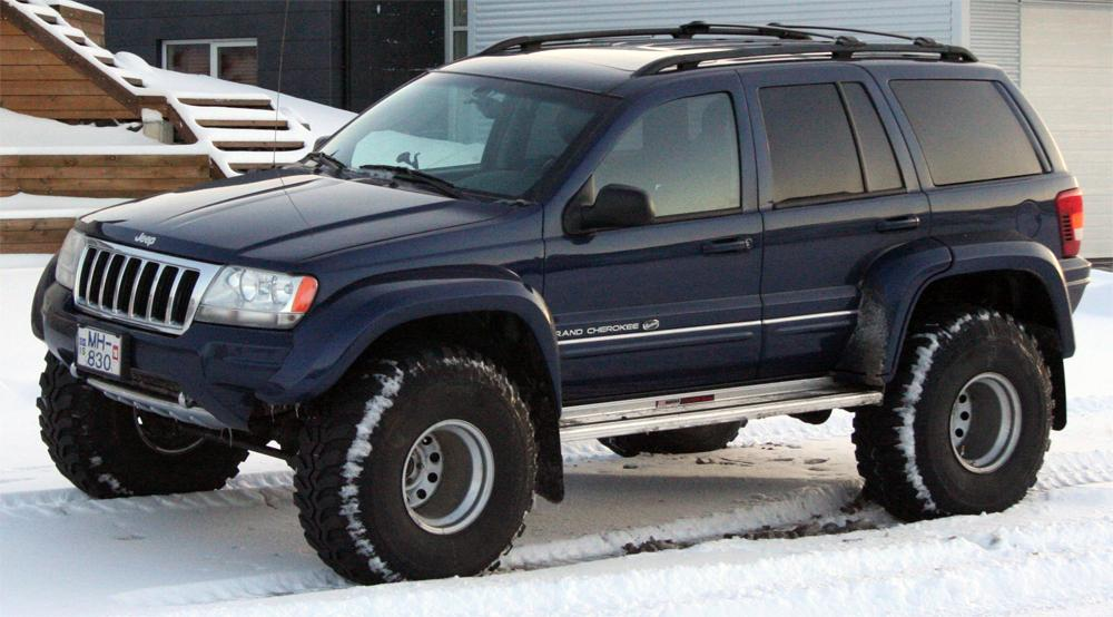 Jeep Grand Cherokee 3.0 2004 photo - 10