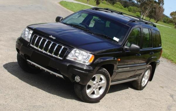 Jeep Grand Cherokee 3.0 2004 photo - 11