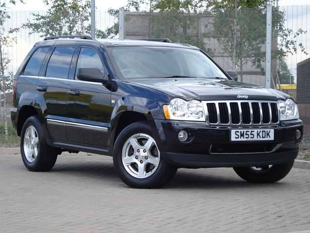 Jeep Grand Cherokee 3.0 2004 photo - 12