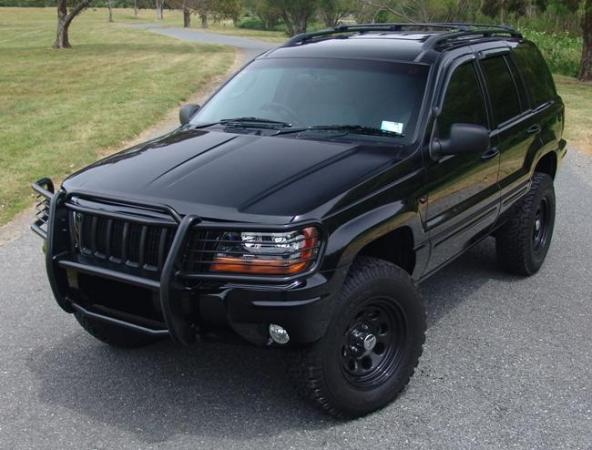 Jeep Grand Cherokee 3.0 2004 photo - 2