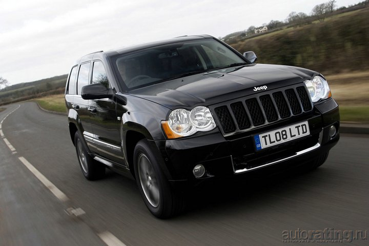 Jeep Grand Cherokee 3.0 2004 photo - 3